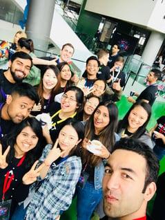 D-Academy MCG 2018